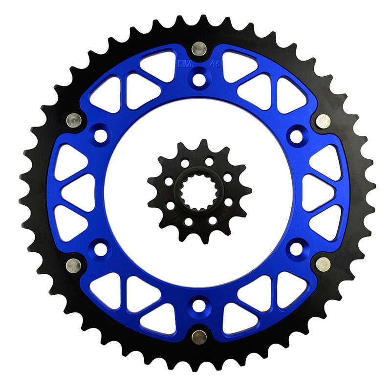 KTM 300 EXC 1996–2004 Fits Primary Drive Steel Kit /& O-Ring Chain