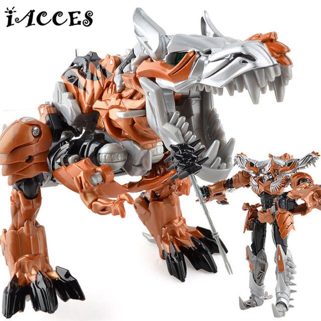 Brinquedos Deformação plástica Filme 4 Juguetes Dinossauro Robô Clássico Brinquedos Figuras de Ação Meninos Presente Brinquedos Modelo Do Carro Brinquedos