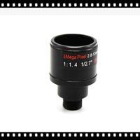 3 0 Megapixel Fixed Iris HD CCTV Camera Lens 2 8 12mm 9 22mm Varifocal Lens