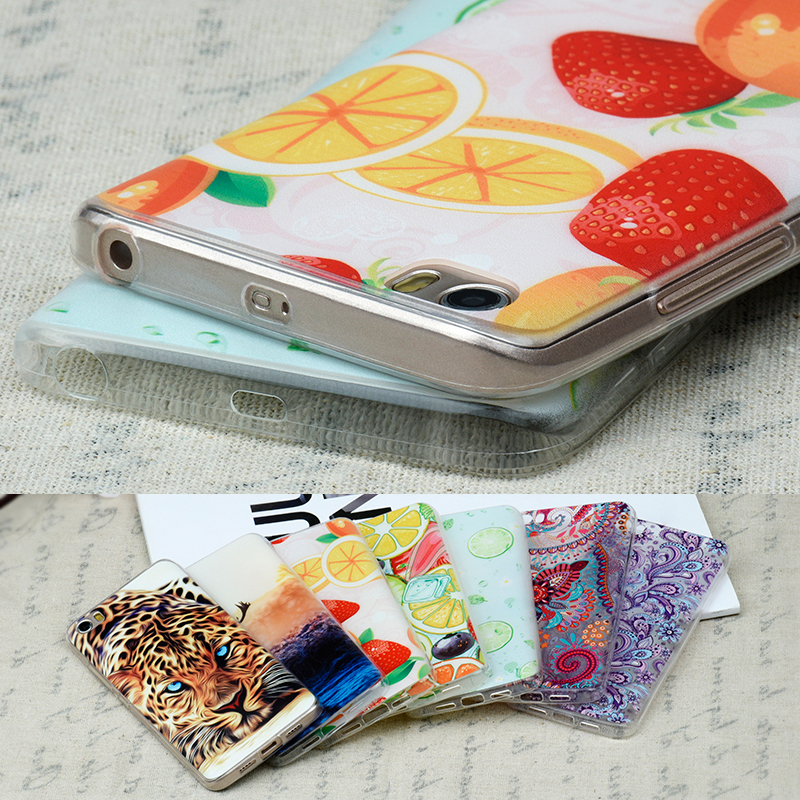 Printing Pattern Phone Cases For Xiaomi Mi5 Mi5S Mi 5 5S Max Mi4 Mi4i Mi4C For Redmi 3S 3 3S Pro Note 4 Soft TPU Cover Shell