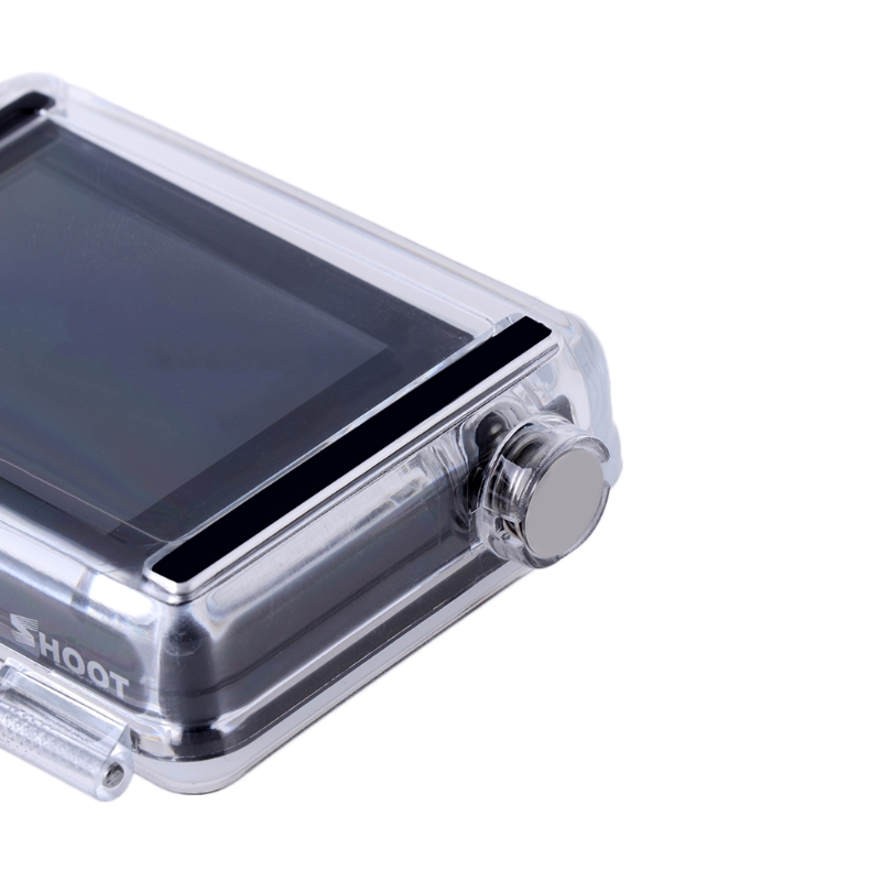 High Quality Removable LCD BacPac Display Monitor Screen + Rear Cover Set For GoPro HERO