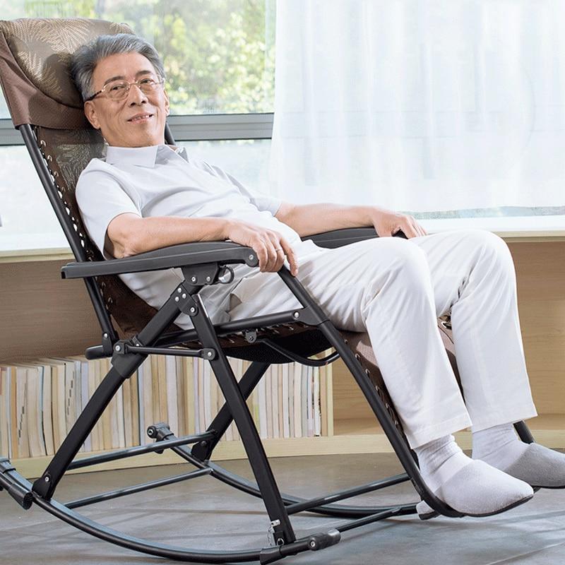 Stoelen Voor Ouderen.Zero Gravity Schommelstoelen Lounge Patio Stoelen Fauteuil Ouderen