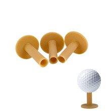 60/70/80 مللي متر المطاط مجموعة القيادة الغولف المحملات حامل المحملة المنزل التدريب ممارسة حصيرة
