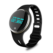 Bluetooth 4,0 smart watch ip67 wasserdicht anti-verlorene smartwatch call reminder schrittzähler schlaf-monitor sport uhr für android ios