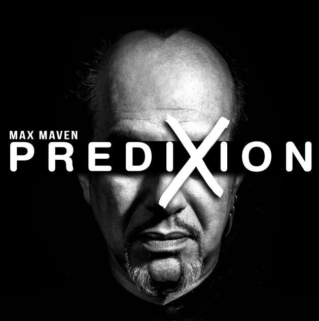 2017  Predixion By Max Maven-Magic Tricks