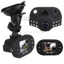 1080P Angle 120 Full HD IR Night Vision Car DVR Vehicle Camera Video Recorder Dash Cam#T518#