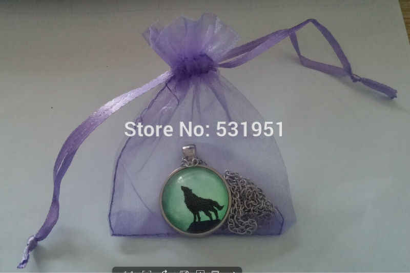 Wholesale Lazy Frog Necklace Glass Dome Art Picture Pendant Photo Pendant Handcrafted Jewelry