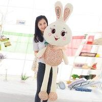 Wholesale Rabbit Cloth Doll Girl Pillow Soft Cushion 50 150cm Large Size Toys Cute Rabbit Plush
