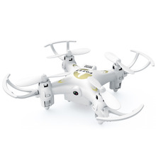 4 canales 6 ejes Gyro 2,4 Ghz control remoto recargable Mini Quadcopter Drone Motor giratorio brazo Drone RC helicóptero (951