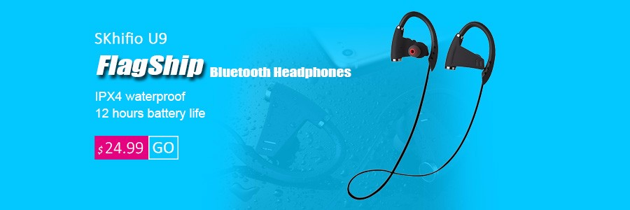 mini U9 bluetooth headphone
