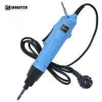Lanxstar 220 240v Electric Screwdriver Straigh Plug Variable Speed Torque Adjustment High Quality Motor Gear Suit Screw