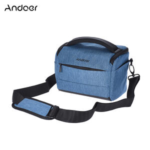 Andoer Camera Case Shoulder-Bag Fujifilm Olympus Nikon Sony Canon Polyester Fashion