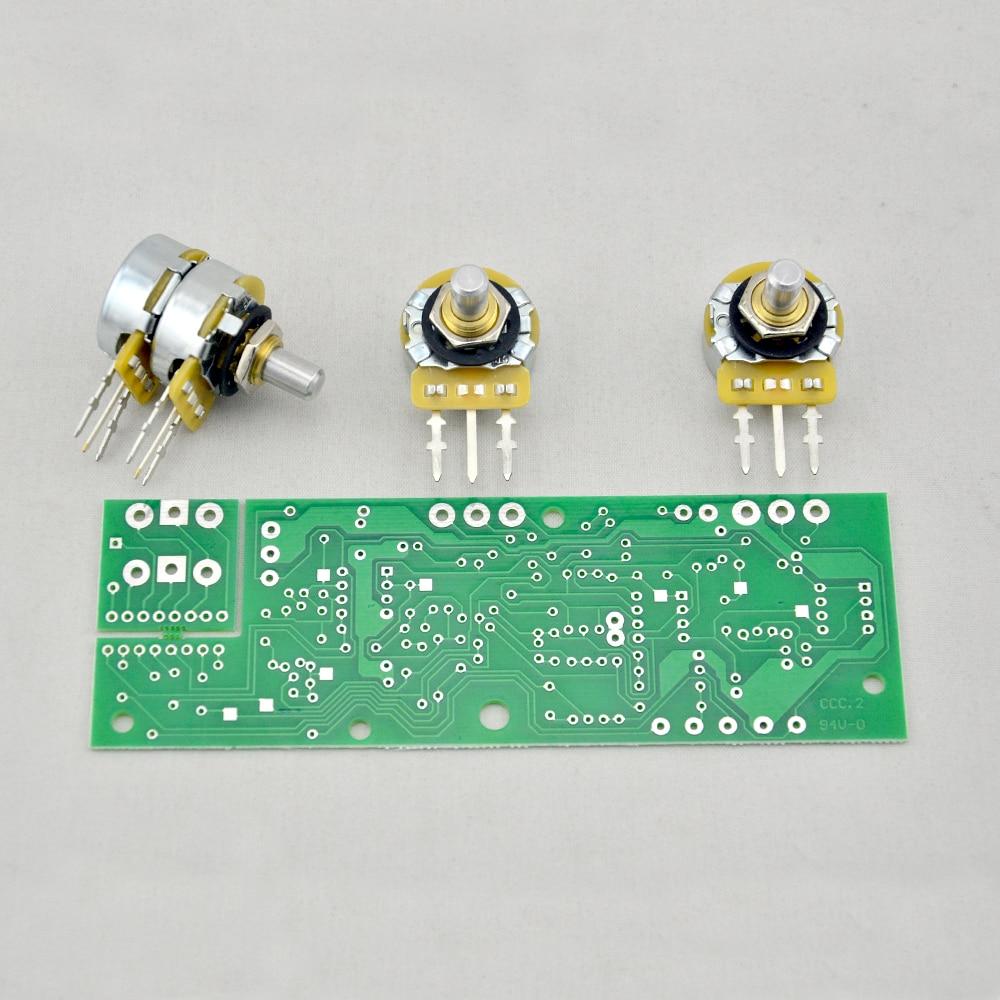 DIY Klon Centaure Professional Overdrive PCB And Potentiometer-klon kits все цены