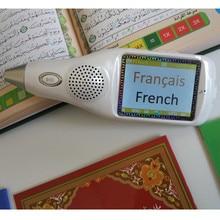 8G LCD Coran Lecture Stylo QM9200 numérique coran stylo Anglais, ourdou, français Allemand Farsi Dari islamique produits traducteur Lire stylo