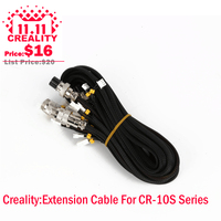 11 11 Big Sale Facotry Supply CREALITY 3D Printer Upgrade Parts Extension Cable Kit For CR