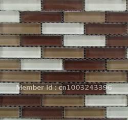 Щитка мозаика настенная плитка Гарантировано 100%/стеклянная мозаика плитка/кристалл мозаики/бассейн мозаика/оптом и в розницу/ASTM126
