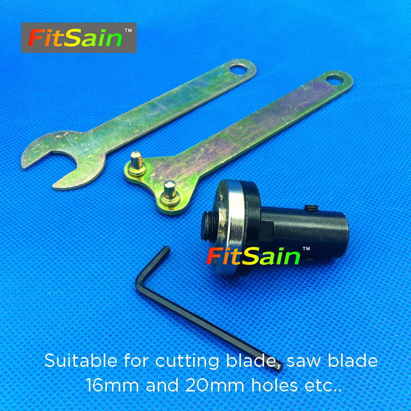 FitSain--Used for motor shaft 5mm/6mm/8mm/10mm/12mm for saw blade 16mm/20mm holes coupling bar Cutting rod sawing rod 96pcs 130mm scroll saw blade 12 lots jig cutting wood metal spiral teeth 1 8 12pcs lots 8 96pcs