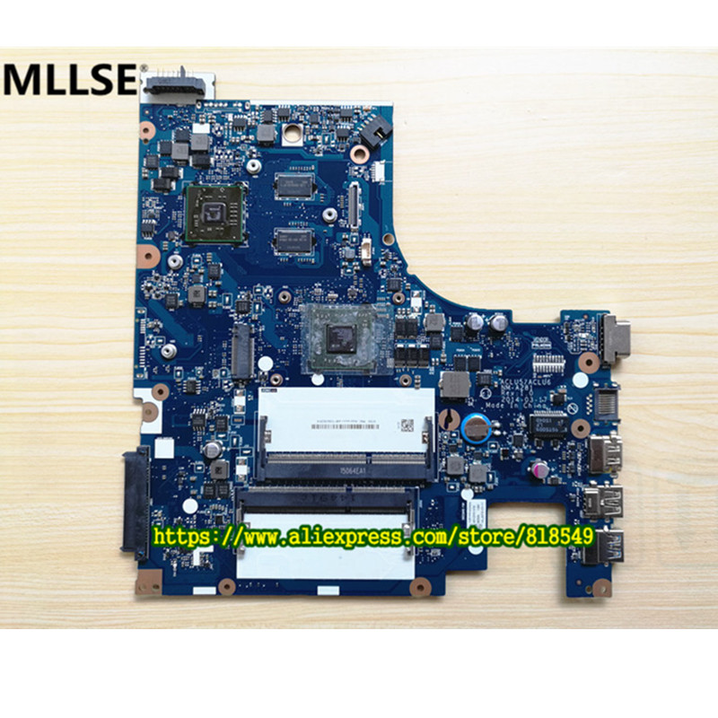 G50-45 ACLU5 / ACLU6 NM-A281 Main Board Fit for Lenovo G50-45 Notebook PC motherboard, DDR3 , with discrete graphics laptop motherboard fit for lenovo z580 notebook pc main board daolz3mb6g0 90000921 11s90000921 ddr3 usb3 0