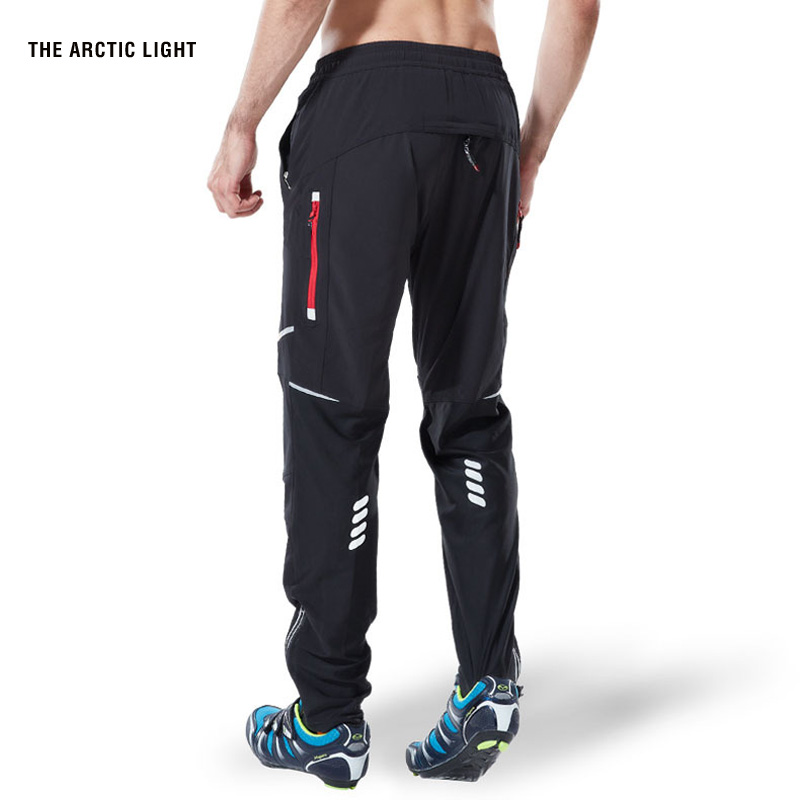 THE ARCTIC LIGHT Summer Outdoor Men Fluorescence Breathable Quick Dry Pants Windproof Waterproof Trousers For Camping Trekking
