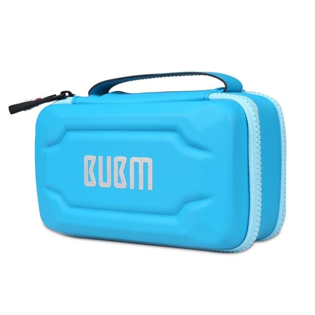 BUBM power bank single layer double layer Portable Travel Organizer digital receiving bag comestic organizer bag detachable hand