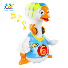 Electronic Hip Pop Dance Read & Tell Story Goose for Toddlers & Kids – Learning Educational Toy