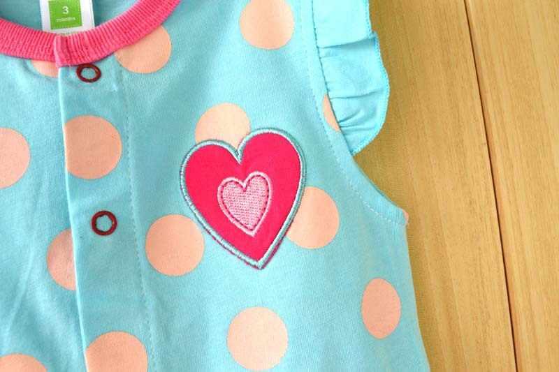 2018 летние детские Комбинезоны для малышек для маленьких мальчиков Комплекты для девочек хлопок короткий рукав детские халаты Детская одежда детская одежда для новорожденных девочек