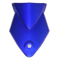 For BMW S1000RR 2010 2014 Blue Motorcycle High Quality ABS Plastic Rear Seat Cowl Cover Fairing