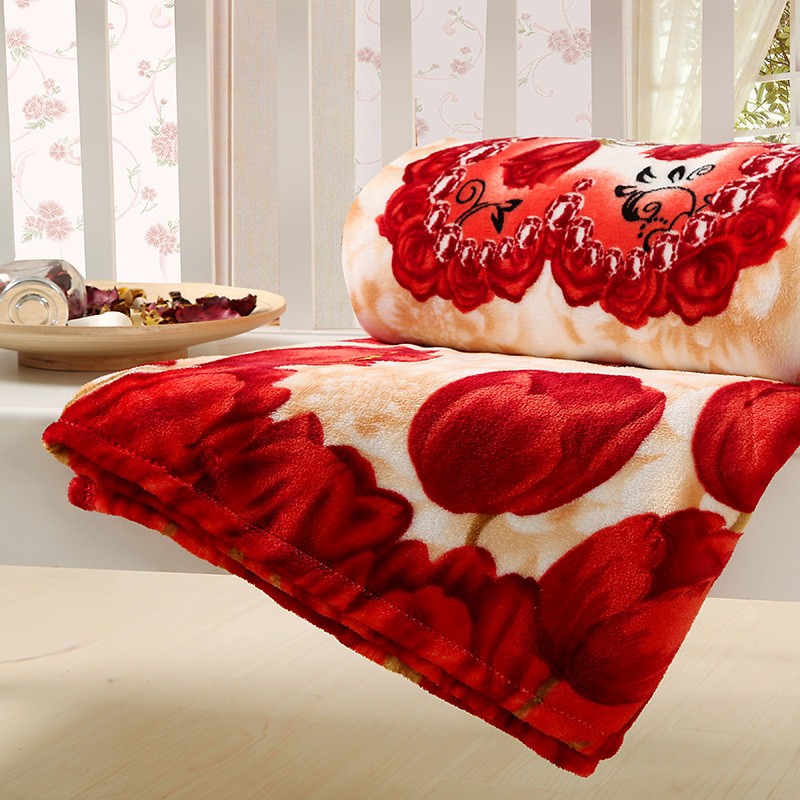 super warm winter brown plaid blanket 100 coral fleece fabric blanket warm plush bedsheet 2x23cm discount