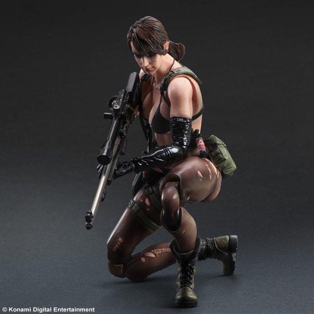 Фигурка Metal Gear Solid 25 см PlayArts 3