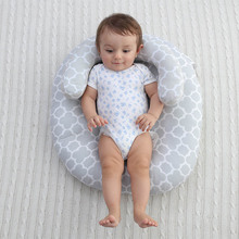 Newborn baby lounger portable pillow removable and washable sleeping pad nest bed crib cotton new travel mat for infant