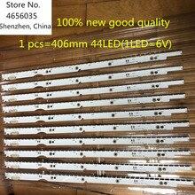 Nieuwe 6V LED Backlight strip 44 lamp Voor 2012svs32 7032nnb 2D V1GE 320SM0 R1 32NNB 7032LED MCPCB UA32ES5500 UE32ES6557 UE32ES6307