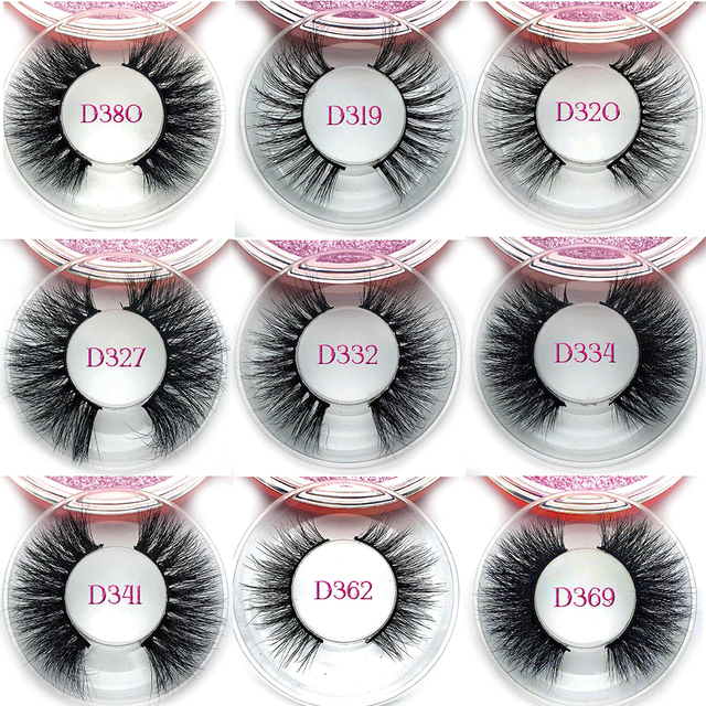 f6d78c44b70 3D Mink Lashes Custom Eyelash Packaging 100% Handmade Faux Mink Lashes  natural false eyelashes fake lashes long makeup 3d mink