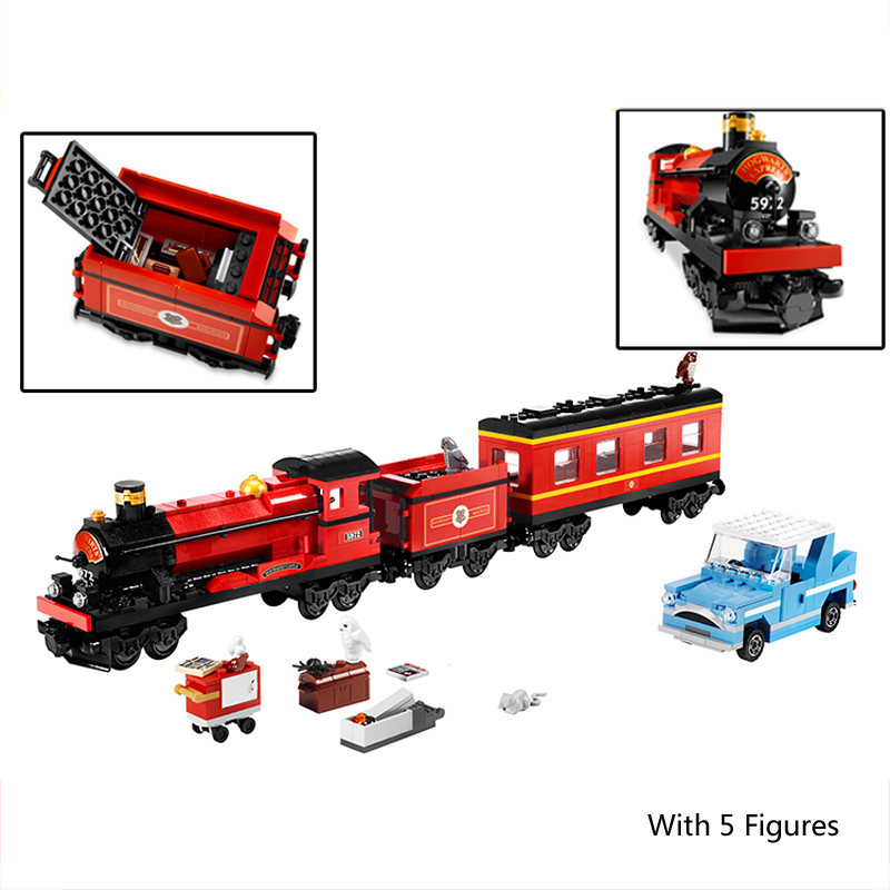 LEPIN 16031 Harry Potter Hogwarts Express 724pcs Building Blocks Bricks Set Educational Toys for children Christmas Gift 4841 dayan gem vi cube speed puzzle magic cubes educational game toys gift for children kids grownups