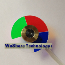 New Projector Color Wheel Model For DELL 3300MP Replacement Color Wheel Colour