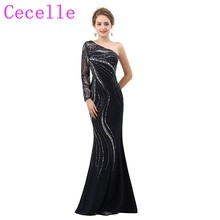 cecelle Mermaid Prom Dresses 2019 Floor Length Party Dress