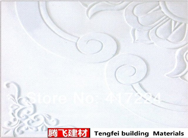 Ceiling Designs For Office With Tengfei Gypsum Board