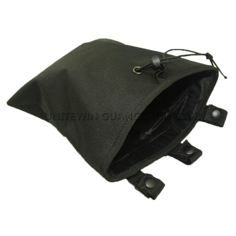 Tactical Airsoft Molle Dump Bag Hunting Drop Magazine Pouch Drop Utility Pouch Belt Bag Magazine Reloader Pouch Accessory Bag