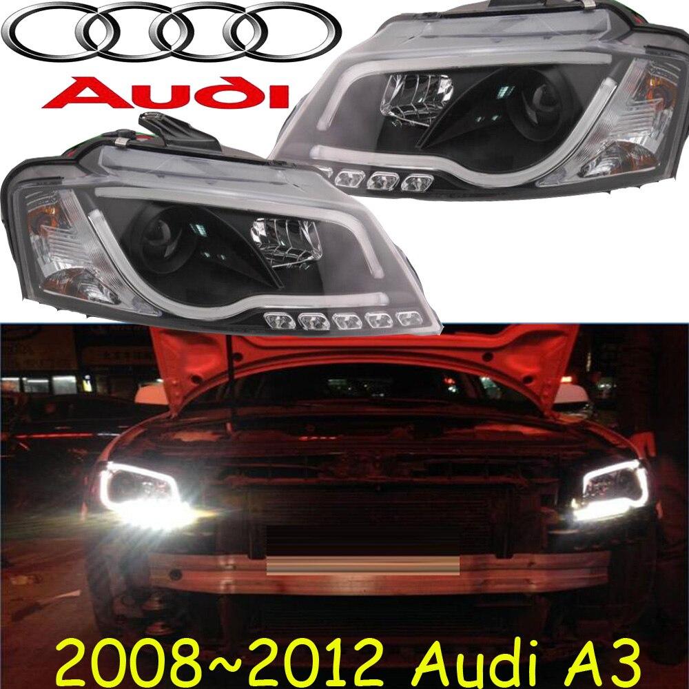 A3 headlight,2008~2012,Fit LHD,Free ship! A3 fog light,A4,A5,A8,Allroad,Quattro,Q3,Q5,Q7,S3 S4 S5 S6 S7 S8 mitsubish grandis headlight 2008 fit for lhd