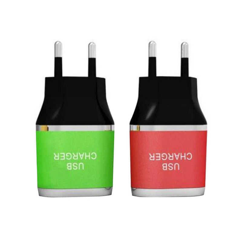 Original Charger 5V 2A Top Speed Charger AC 2A EU Europe Standard USB Plug Power Wall Charger For Cell Phone USB Charger