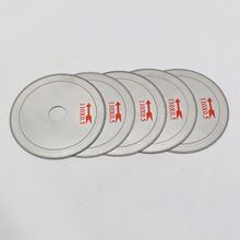 "5Pcs 4.5"" inch Ultra-Thin Diamond Lapidary Saw Blade Cutting Disc 3/4"" Rim 0.6mm ILOVETOOL"