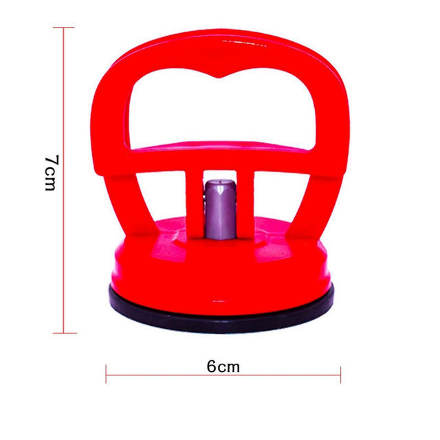 Mini Car Body Repair Dent Remover Puller Tools Strong Suction Cup Paint Dent Repair Tool Car Repair Kit Suction Cup Glass Lifter 5