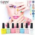 CANNI UV Nail Polish 73-96 Bling Shiny UV Gel Nail Polish Varnish LED Soak Off Glue Nail Art UV Gelpolish 238Colors CN03