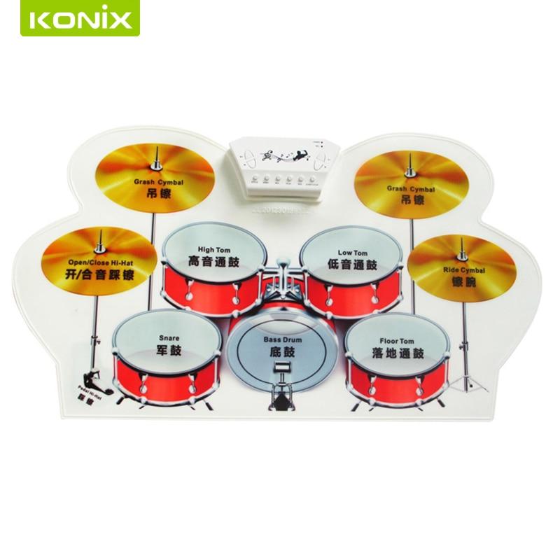 dječji glazbeni instrumenti, glazbena igračka, bubnjevi - Glazbeni instrumenti - Foto 2