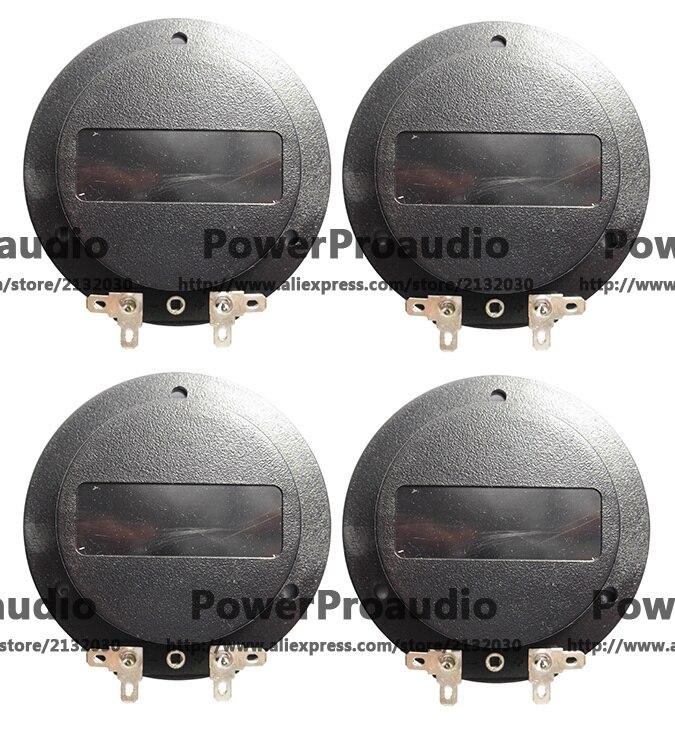Diafragma de 4 piezas para la comunidad XLT 41 XLT 43 XLT 46 HFE2 controlador de bocina 8 Ohm-in Accesorios de altavoces from Productos electrónicos    1
