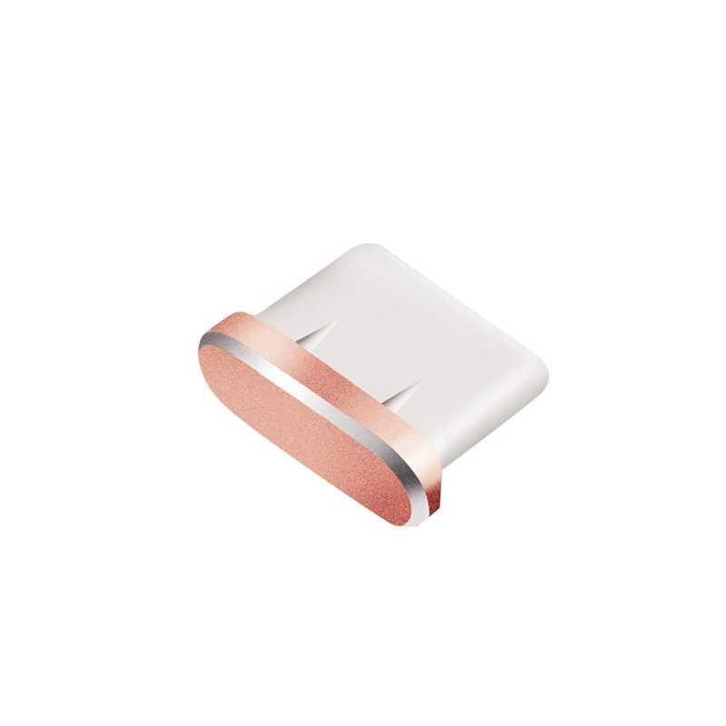 نوع-C التوصيل للهاتف المحمول USB نوع-C شاحن جاك Stopple سماعة جاك الغبار ل Xiaomi 4c 5x هواوي P9 P10
