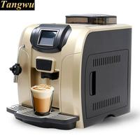 Automatic espresso machine is used for commercial automatic grinder 20Bar high pressure