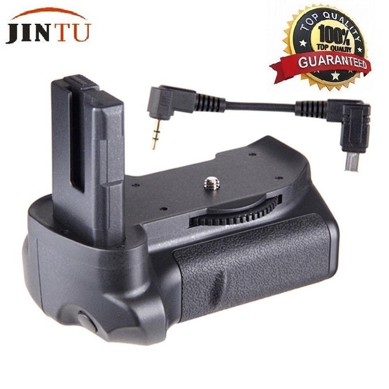 JINTU Pro Vertical Battery Grip for the NIKON D5100 D5200 DSLR Camera Professional Digital Power with High QualityJINTU Pro Vertical Battery Grip for the NIKON D5100 D5200 DSLR Camera Professional Digital Power with High Quality