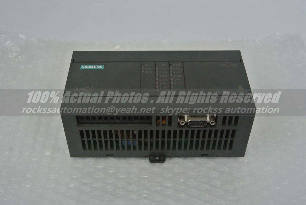 6ES7 212-1AA01-0XB0 6ES7212-1AA01-0XB0  Used 100% Tested With Free DHL