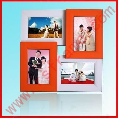 Free Shipping Wholesale Fashion Wedding Collage Picture Framesthe