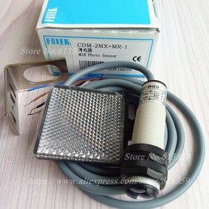 Image 5 - CDM 2MX + MR 1 FOTEK nouveau capteur de commutateur photoélectrique de Type Reflex de miroir non Original